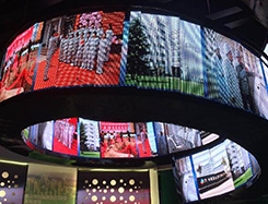 HCM LED Digital Displays for Movie Theatres and Cinemas