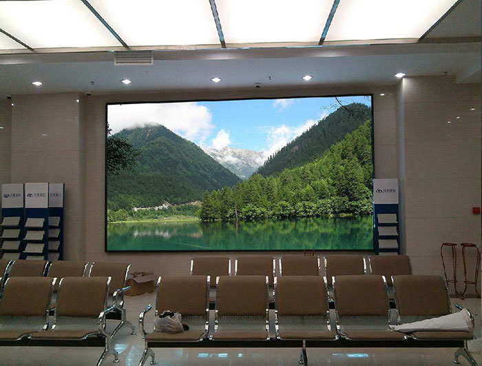 P4 Indoor Fixed LED Display Screen