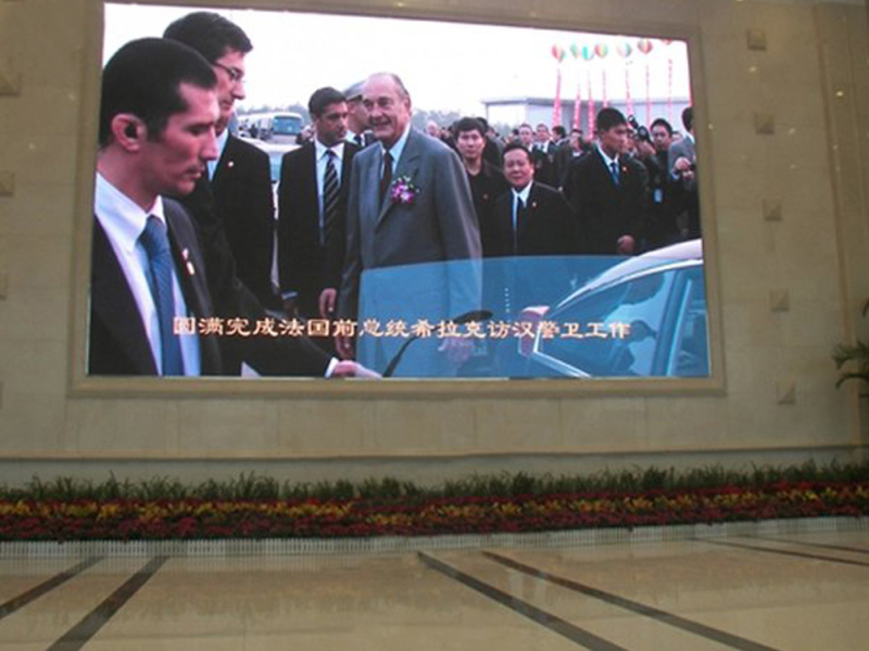 P4 Fixed indoor led display screen