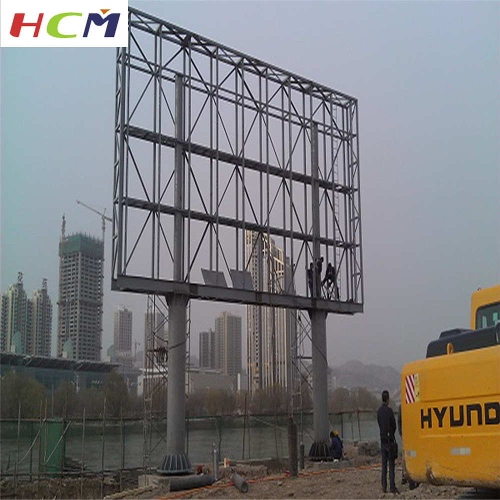 HCM High resolution P5 indoor led display for advertising video wall