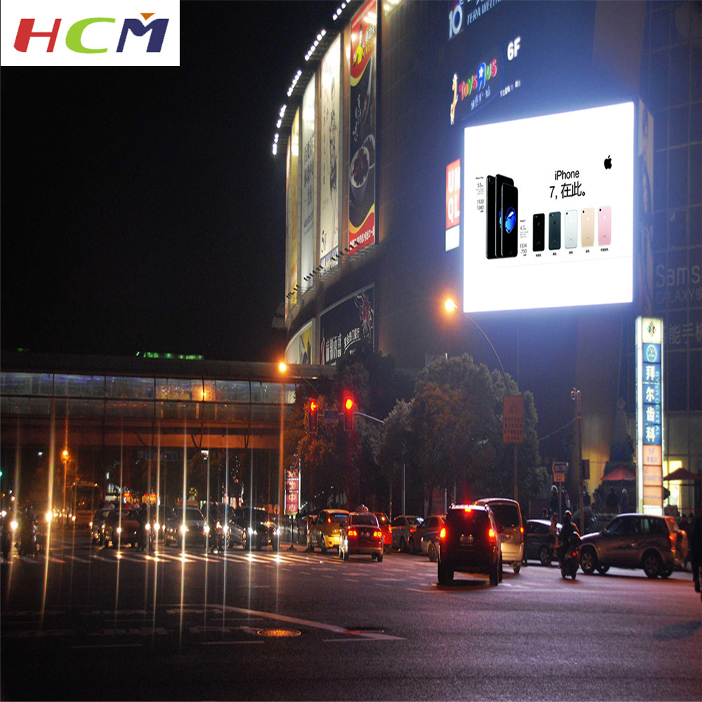 HCMLED Indoor advertising screen P2.5/P3/P4 led video wall price led display screen