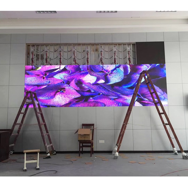 led digital LED display/indoor fixed led high refresh rate/advertising video wall P2.5 P3 P4