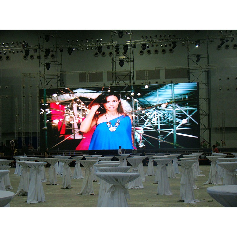 Color correction Consistency is better Rental LED Display/LED Display Advertising Billboard Full Color Video Screen