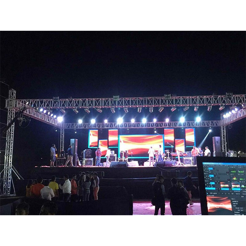 P8 Outdoor Rental Event Use Stage Background Led Display/LED Display Screen Digital Billboard