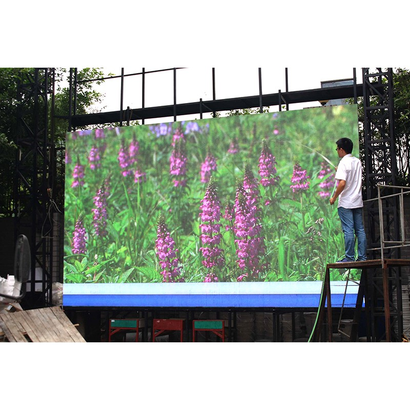 P8 Outdoor Rental Event Use Stage Background Led Display/LED Display
