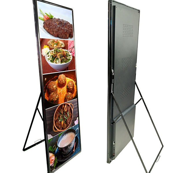 3-year warranty P3 digital Screen/advertising mirror screen/Remote mobile control screen