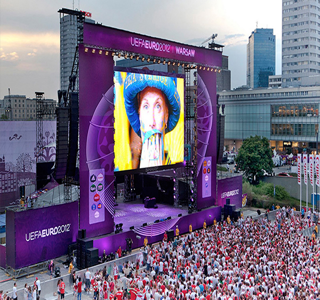 P10 outdoor LED Stage Screen /Outdoot rental LED HD Video Wall